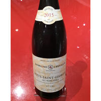 Nuits Saint Georges  1er Les Roncieres 2015/Robert Chevillon ニュイ・サン・ジョルジュ 1er レ・ロンシエール/ロベール・シュヴィヨン