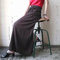 Small Pattern Easy Skirt BKRE