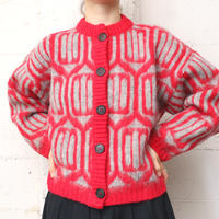 Pattern Knit Cardigan REGR