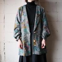 Flower Pattern Jacket GR