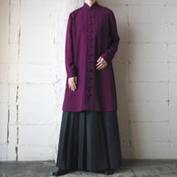 Pull Over China Dress PUR