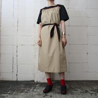 70's Bicolor Dress BKBE