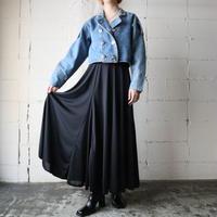 Circlular Easy Skirt BK