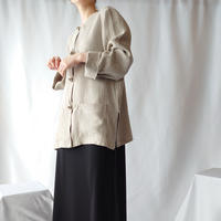 Linen China Jacket BE