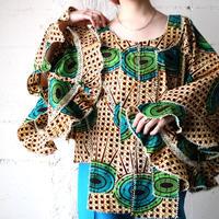African Design Blouse BEGN