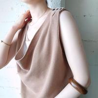 Shoulder Button Drape Cutsewn BE