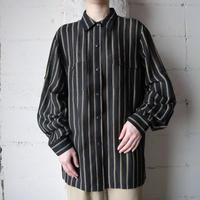 Stripe Linen Shirt BKBE