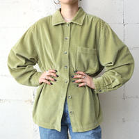 L.L.Bean Corduroy Shirt YGR