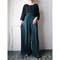Pleated Easy Pants GR
