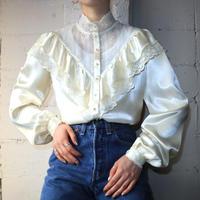 Vintage Lace&Frill  Blouse IV