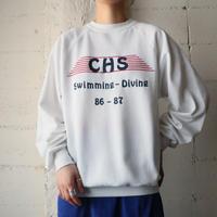 CHS Logo Sweat WH
