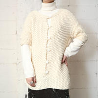 Short Sleeve Knitted Cardigan IV