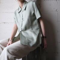 Double Button Silk Shirt KA