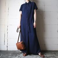 Short Sleeve Shirt Dress NV