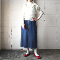 Lee Denim Tight Skirt
