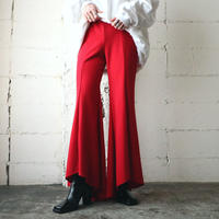 Design Flared Pants RE