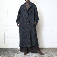 Tweed Chesterfield Coat BK