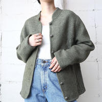 Tyrolean Wool Cardigan Jacket KA