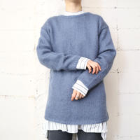 Mohair Mix Sweater BL