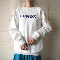 ''LENOX'' Print Sweat WH