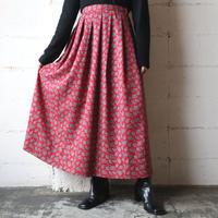 Paisley Pattern Skirt RE