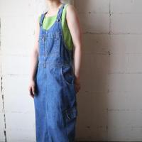 Levi's Denim Jumper Skirt BL