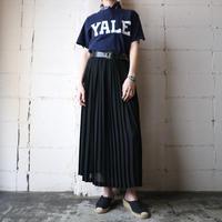''YALE'' College Logo Print Tee NV