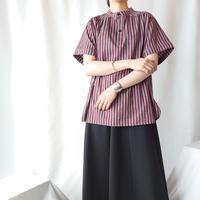 60's Vintage Stripe Shirt GRRE