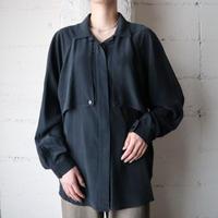 Gun Flap Design Shirt BK