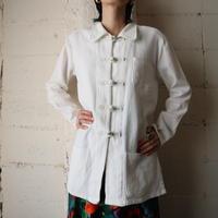 Cotton China Jacket WH