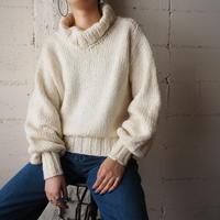 Turtle Neck Sweater IV