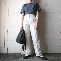 Basic Tuck Pants WH