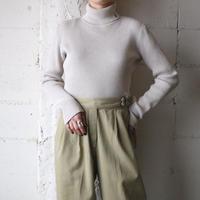 LAUREN Cotton Rib Knit BE