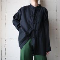 China Shirt Jacket  BK
