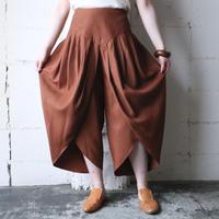 Cocoon Design Pants BUR