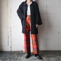 Check Silk Pants ORPI