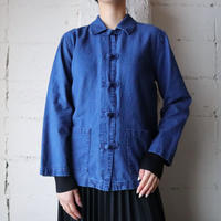 Linen China Jacket BL