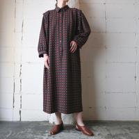 Small Pattern Dress BKRE