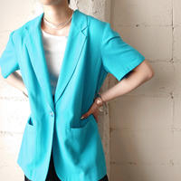 Short Sleeve Tailored Jacket BL