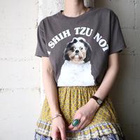 ''I SHIH TZU NOT'' Print Tee CGR