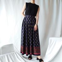 Small Pattern × Paisley Skirt NVRE