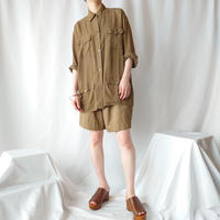 Ralph Lauren Seethrough Safari Shirt BE