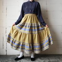 Provence Skirt BLYE