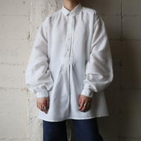 Tyrolean Volume Sleeve Blouse WH