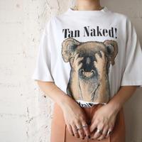 Koala Print Tee WH