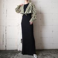 Sleeveless Crochet Dress BK