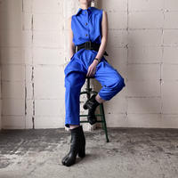 Sleeveless Jump Suit BL