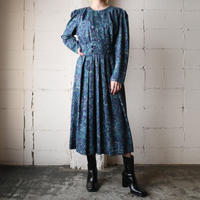 Paisley Pattern Dress BL