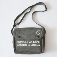 Serbia Military Shoulder Bag