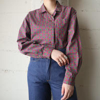 L.L.Bean Small Pattern Blouse